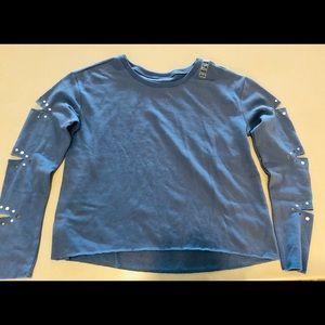 Justice NWOT size 14/16 sweatshirt